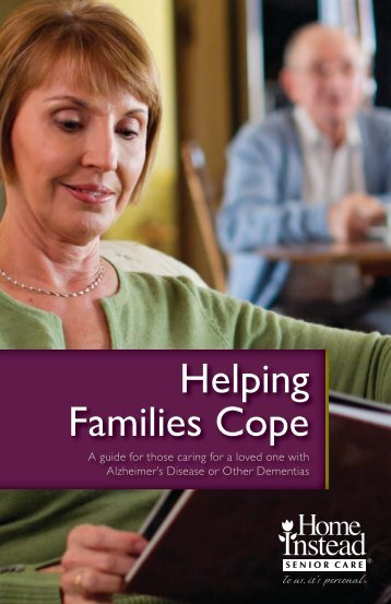 Helping Families Cope - Home Instead Senior Care