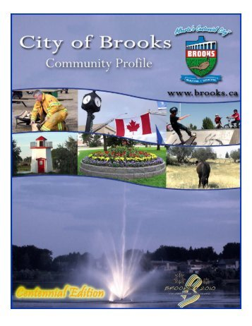 City of Brooks