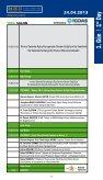 ICCI 2013 Konferans Programı - Page 3