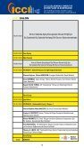 ICCI 2013 Konferans Programı - Page 6