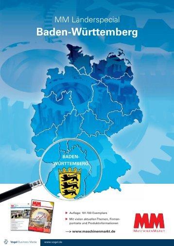 MM Länderspecials Baden-Württemberg - Vogel Business Media