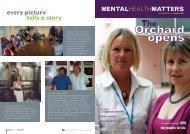 MHM September 2007 - West London Mental Health NHS Trust