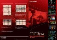 ETERNA 500 - Fujifilm
