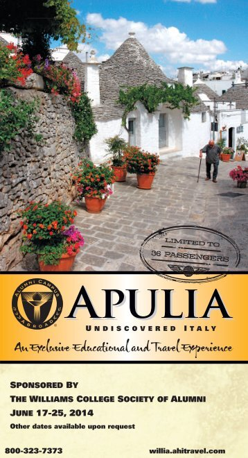 APULIA - AHI International