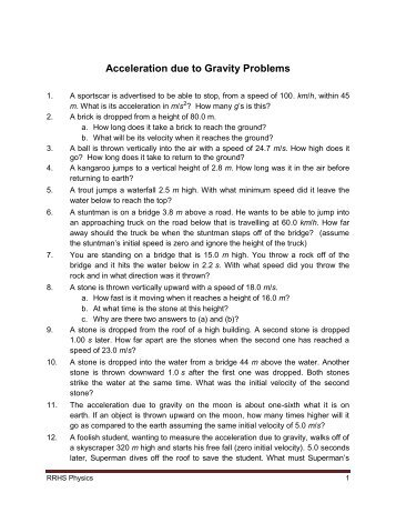 Calculating Acceleration Worksheet Worksheets Tataiza Free