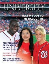 University Magazine Issue 3
