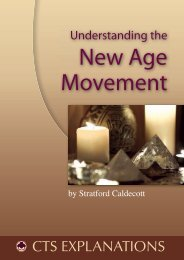 Understanding the New Age Movement - Ignatius Press