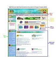 BANTUAN Laman Web KPKT