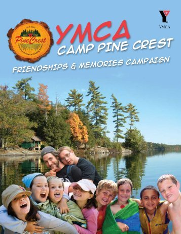 CAMP PINE CREST - YMCA of Greater Toronto