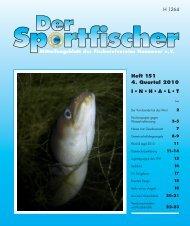 Sportfischer 151 - Fischereiverein Hannover eV