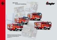 (H)LF 20/16 Technische Ausstattung - Ziegler S doo