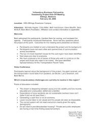 Billings sub-region RFP - Yellowstone Business Partnership