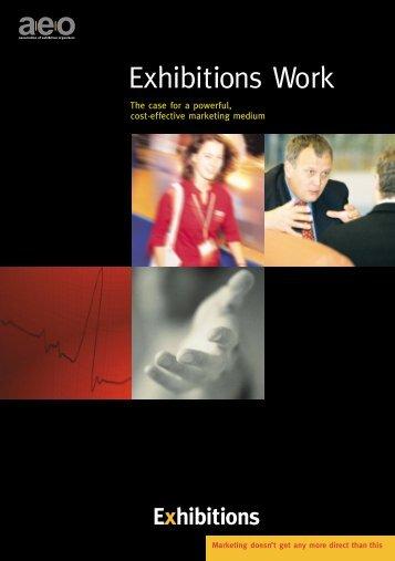 Exhibitions Work - Ipex