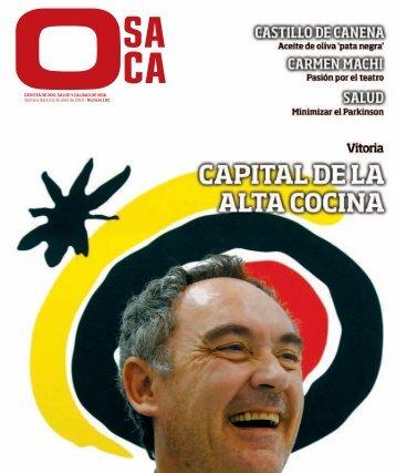 REVISTA DE OCIO, SALUD Y CALIDAD DE VIDA Semana del 10 al ...