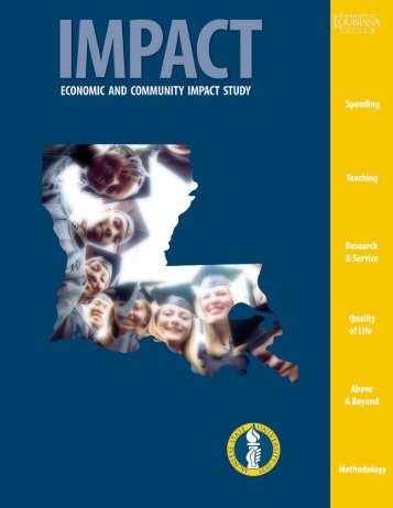 McNeese State University Report (.pdf) - University of Louisiana ...