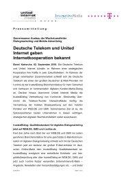A10-09-02 UIM PM  kooperation ui deutsche telekom