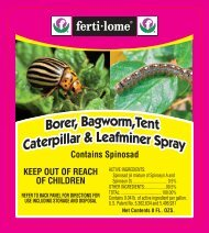 Label 10081 Borer Bagworm Approved 9-21-12 - Fertilome
