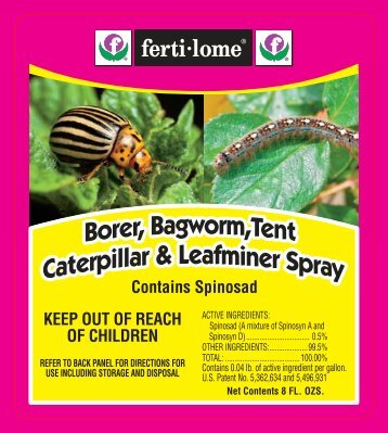 Label 10081 Borer Bagworm Approved 9-21-12 - Fertilome