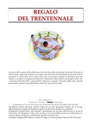 Scheda del progetto - Caritas Torino