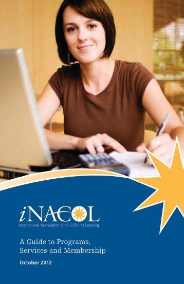 iNACOL Membership Brochure