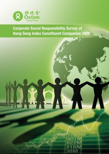 Corporate Social Responsibility Survey of Hang Seng ... - CSR Asia