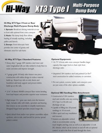 Brochure - Highway Equipment Company