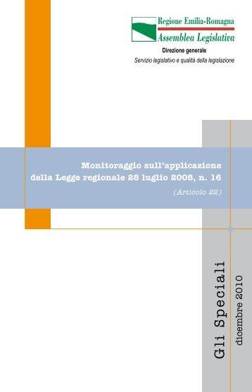 [pdf] statuto della regione emilia-romagna - Assemblea Legislativa
