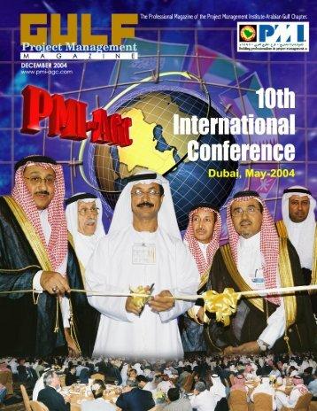 Kingdom of Saudi Arabia - Project Management Institute: Arabian ...