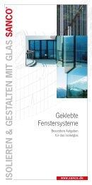 SANCO GFS 0210.indd - Glas Porschen GmbH