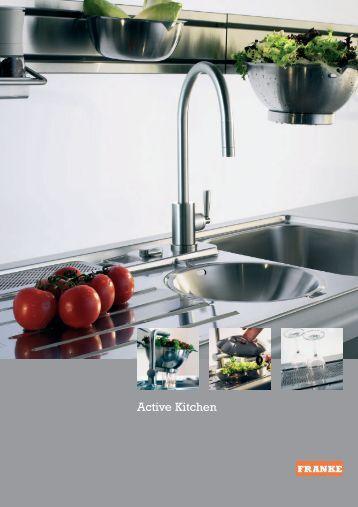 Active Kitchen brochure - TFK - TransForm Kitchens