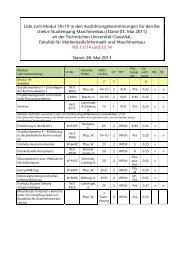 aktueller Wahlpflichtkatalog für WS 13/14 und SS 14