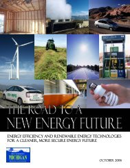 ENERGY EFFICIENCY AND RENEwABLE ENERGY ...