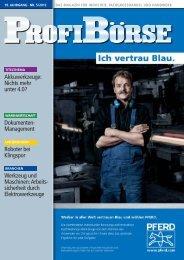 Download des aktuellen Heftes per PDF