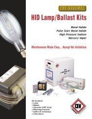HID Lamp/Ballast Kits - Wolff Bros. Supply Inc.