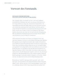 Vorwort des Vorstands. - Landesbank Baden-Württemberg
