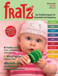 Family on tour 'Kinder-Gärten' Nachhilfe und Lernförderung - Fratz