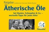 """Ätherische Öle bei Erkältung, Schnupfen & Co."" (1.8 ... - Pinimenthol"