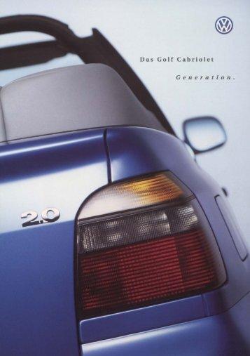 Generation - 09/1999 - Volkswagen Classic