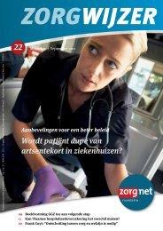 Zorgwijzer 22 - Zorgnet Vlaanderen