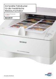 Kompakter Farbdrucker für die medizinische Bilddokumentation