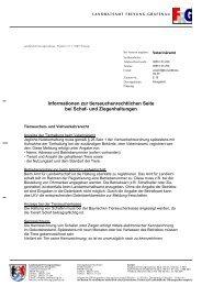 Merkblatt Schafe und Ziegen - Landkreis Freyung-Grafenau