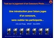 Tout sur le jugement d'un Concours Photo……… - Medirabbit