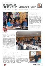 Artiklen trykt i Døveidræt nr 3. 2012