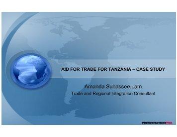 Amanda Sunassee Lam - ILEAP