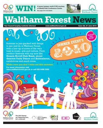 Issue 22 - Waltham Forest Council