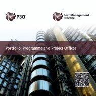 P3O Overview Brochure - Aspire Europe