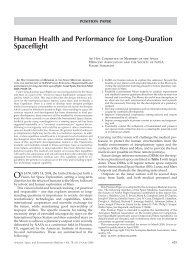 Human Health and Performance for Long-Duration Spaceflight
