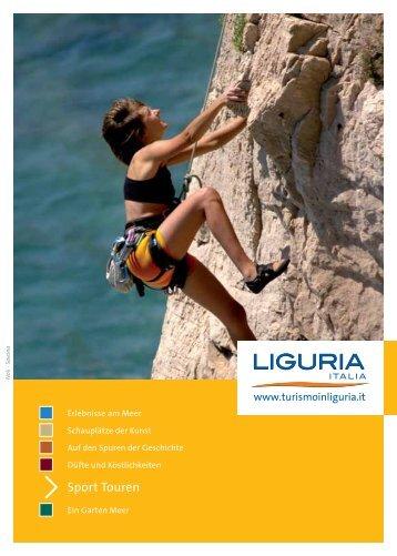 Ligurien - Turismo in Liguria