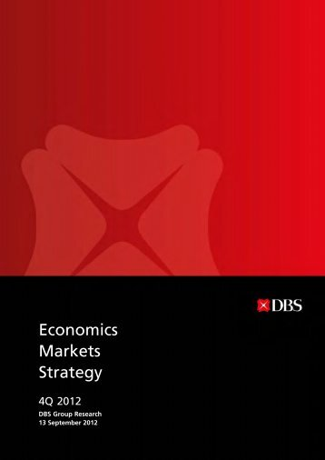 Economics – Markets – Strategy - the DBS Vickers Securities ...