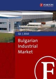 Bulgarian Industrial Market – Q1, 2010.pdf - Forton